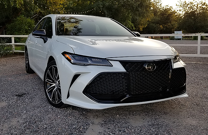 Driven: The 2019 Toyota Avalon is actually fun to drive