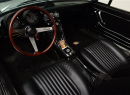 ...But you'll float like a butterfly with this interior. | Barrett-Jackson photo