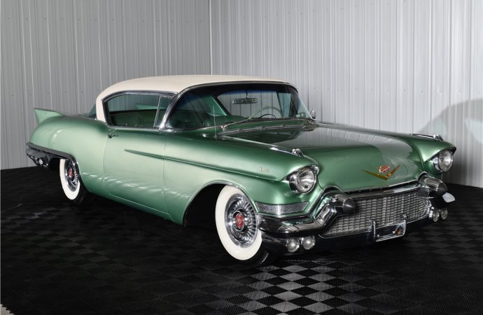 Barrett-Jackson countdown: 1957 Cadillac Eldorado Seville