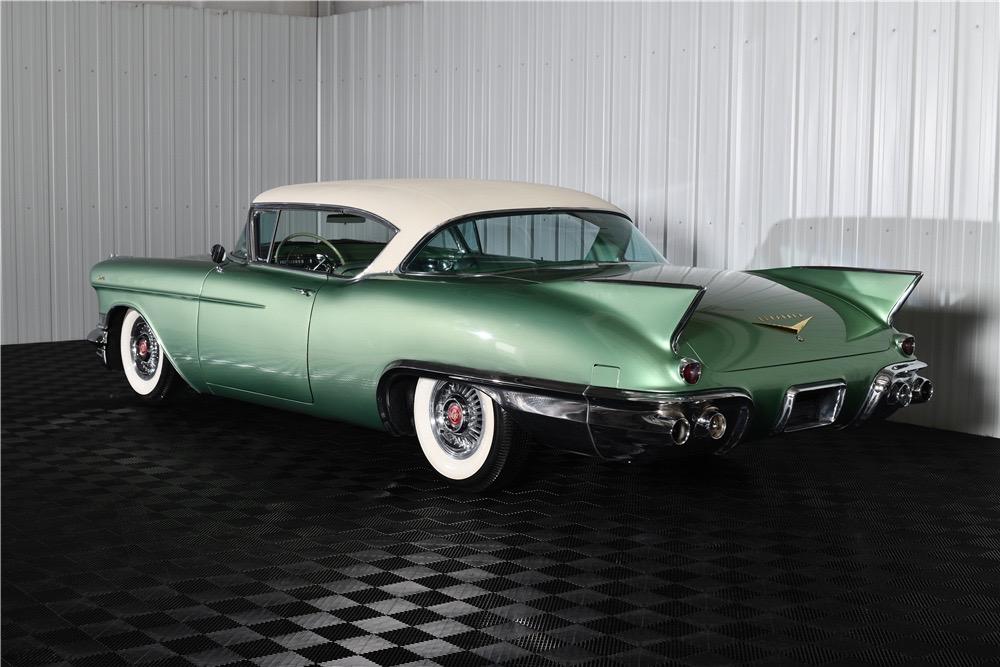 Barrett-Jackson, Barrett-Jackson countdown: 1957 Cadillac Eldorado Seville, ClassicCars.com Journal