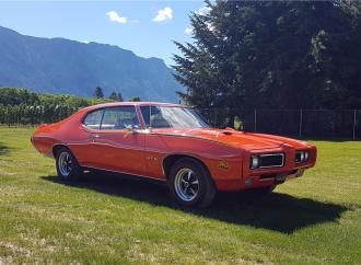 Barrett-Jackson countdown: 1969 Pontiac GTO Judge
