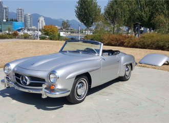 Barrett-Jackson countdown: 1959 Mercedes-Benz 190SL