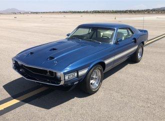 Barrett-Jackson countdown: 1969 Shelby GT350 Mustang