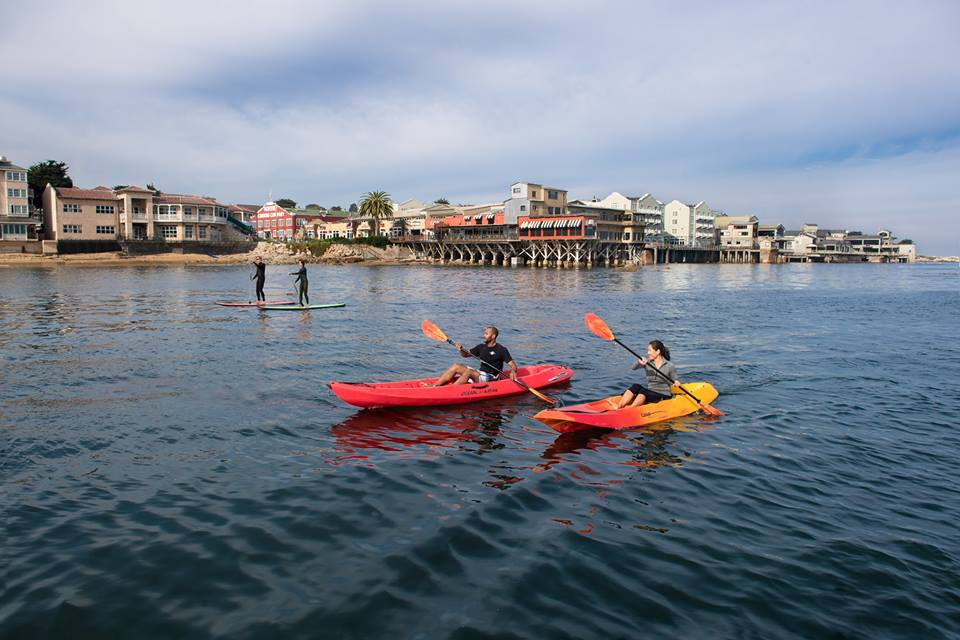 It's hard to believe, but Cannery Row is only growing in popularity.   Facebook photo