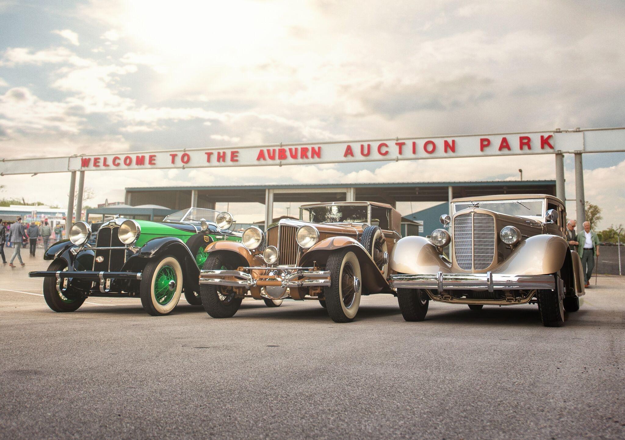 Auburn, Will RM's Auburn Fall auction be the last at the historic location?, ClassicCars.com Journal