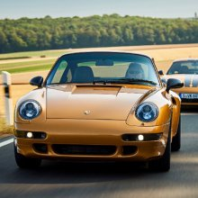 One more time: Porsche Classic builds a new air-cooled 911 Turbo