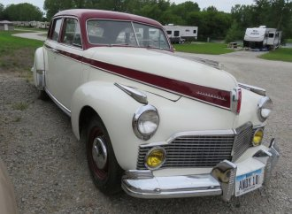 Eclectic collection of orphan cars headed to auction