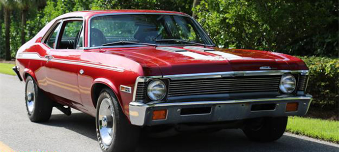 Sorry, you missed this one! The Nova was priced at $20,500 but it was sold. | ClassicCars.com photo
