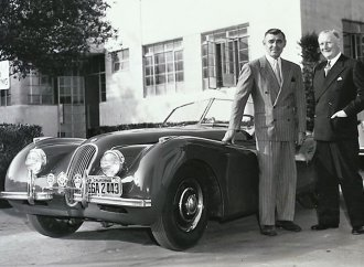 Jaguar XK120's speed-record run to be honored at Amelia Island