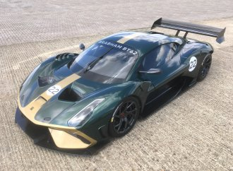 Brabham BT62 will make US debut at Monterey Car Week