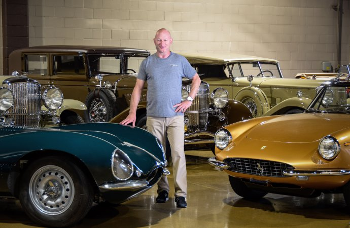 Mark Hyman speaks out, and speaks up for the car-collecting community
