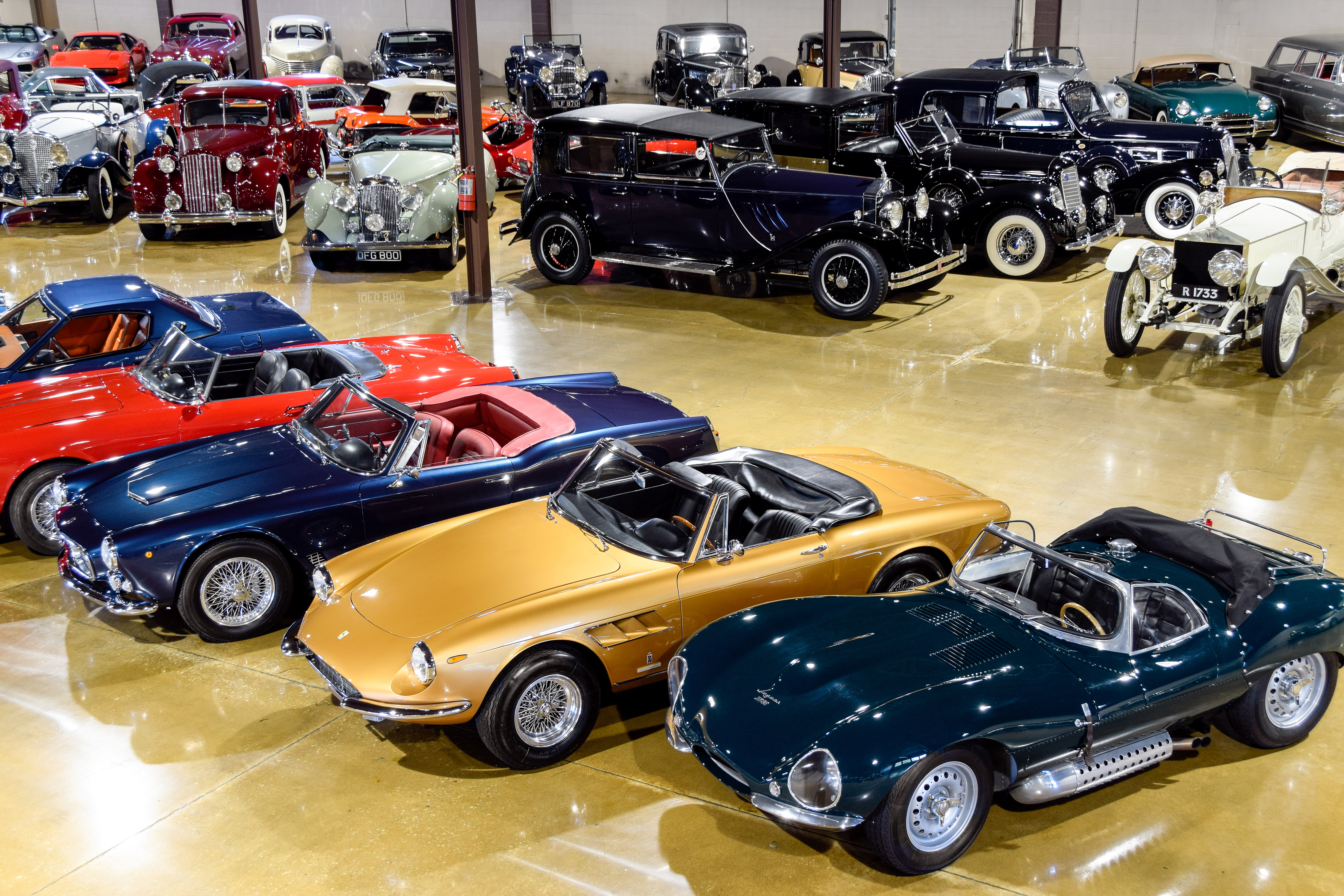 A Variety Of Cars For In St Louis Facility