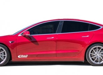 The future has arrived: Eibach offers Pro-Kit for Tesla Model 3