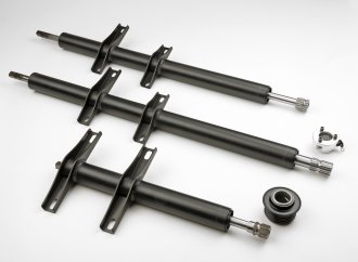 Lightweight steering columns added to ididit lineup