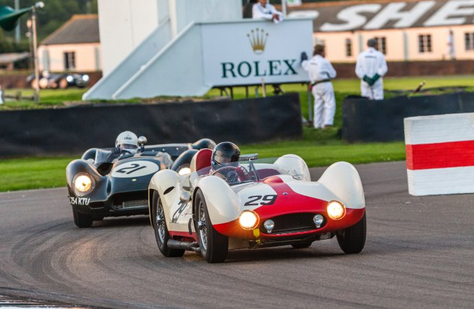 Reunion to Revival: Vintage racers will sprint from Monterey to Goodwood