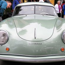 1950 Porsche 356 steals my heart at the Carmel Concours