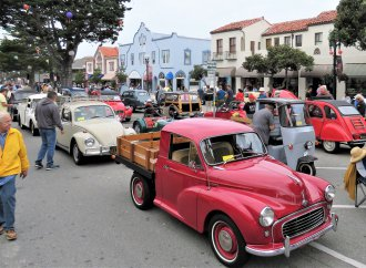 Pint-size cars, plus-size spirit fill Little Car Show to the brim