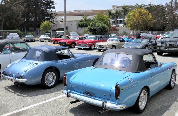 Best of Bob's favorite cars at Russo and Steele's Monterey sale