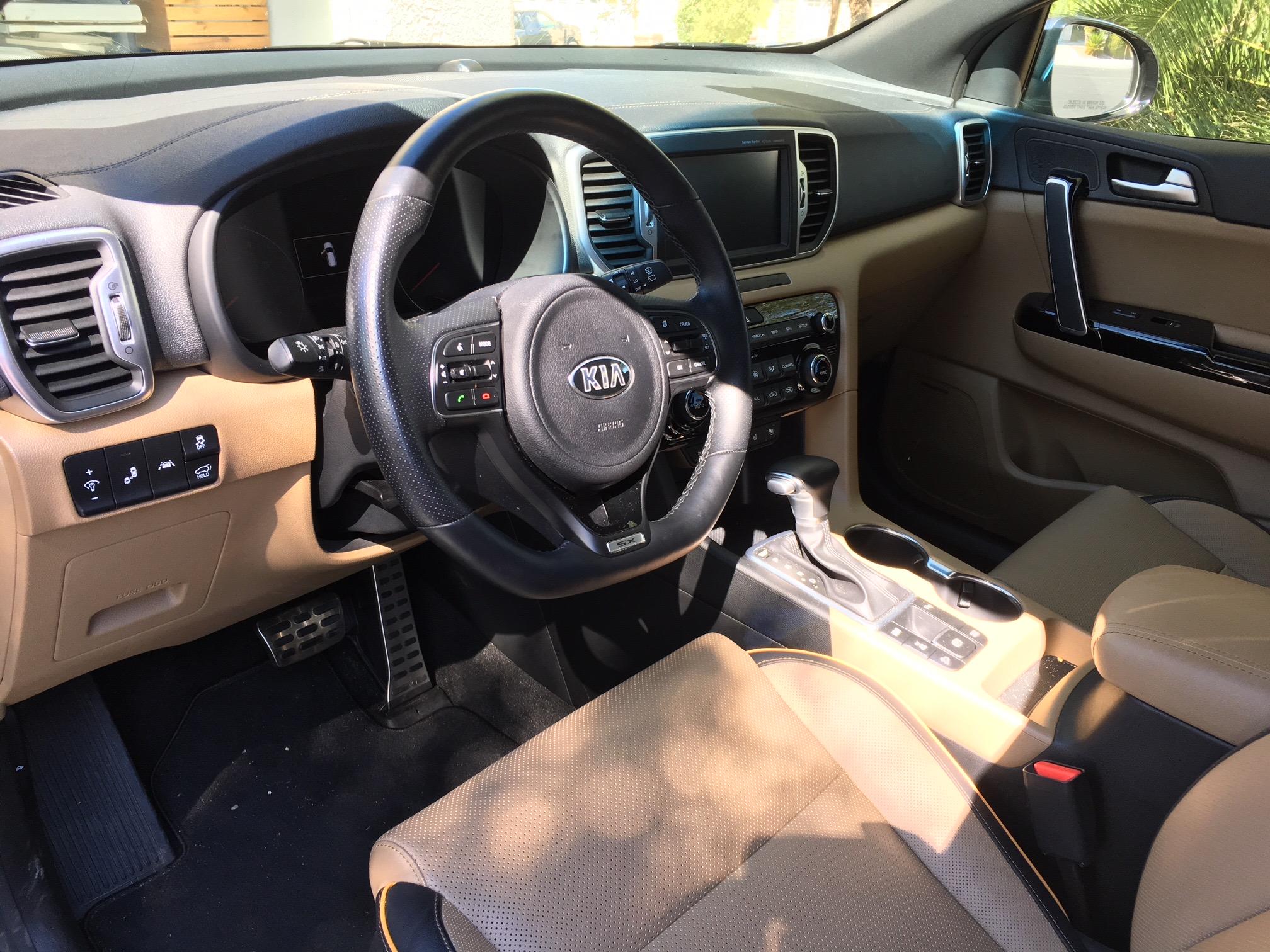 Driven: 2018 Kia Sportage SX AWD has turbocharged spunk