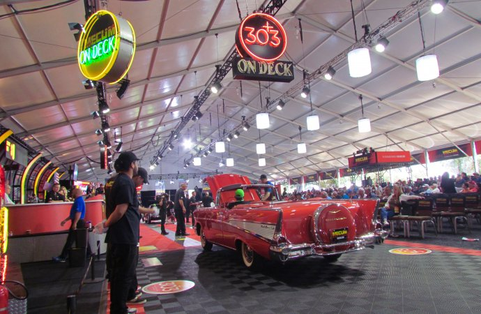 Hagerty expects rising sales at Monterey auctions
