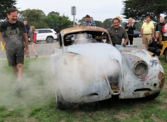 Concours d'LeMons once again turns rust, ridicule into art form