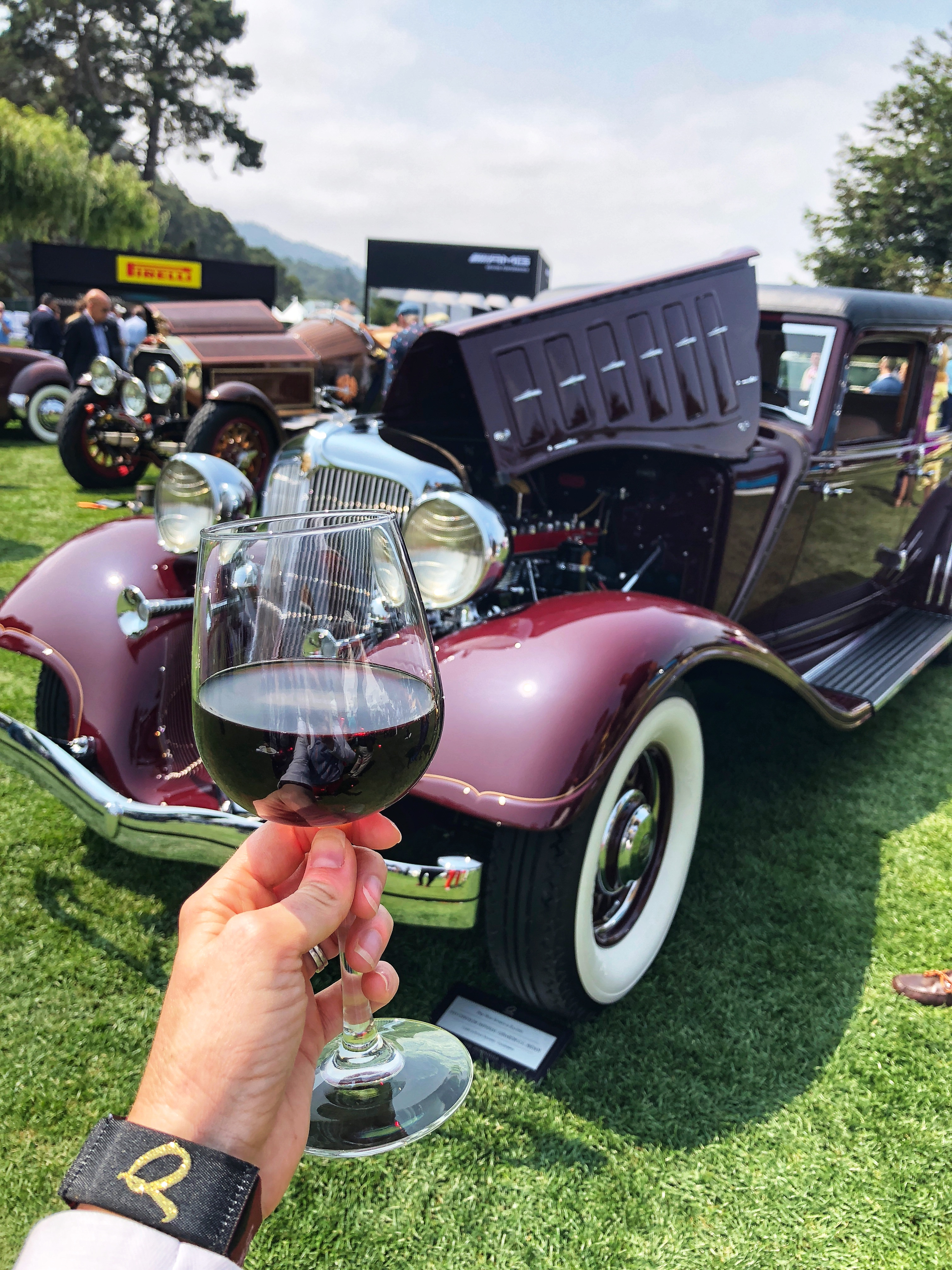 Eat And Drink Your Way Through The Quail ClassicCarscom Journal - Quail car show tickets price