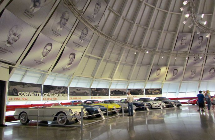 Road to 2030: How we can keep car museums vital in the digital age
