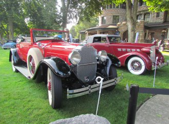 Copshaholm concours gets off to a great start