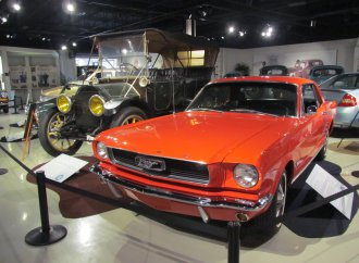 What were the 10 cars that changed the world? Museum has the answer