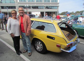 43 years with the same car, 42 with the same wife