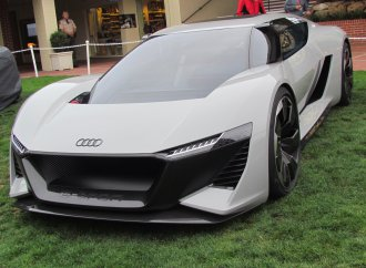 What a concept: Automakers showcase their visions for the future at Pebble Beach