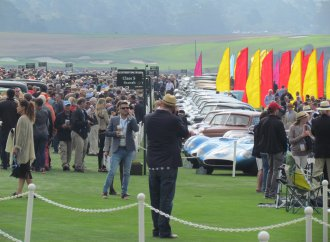 Ultimate irony: Monterey Car Week is all about cars, but there's no place to park one