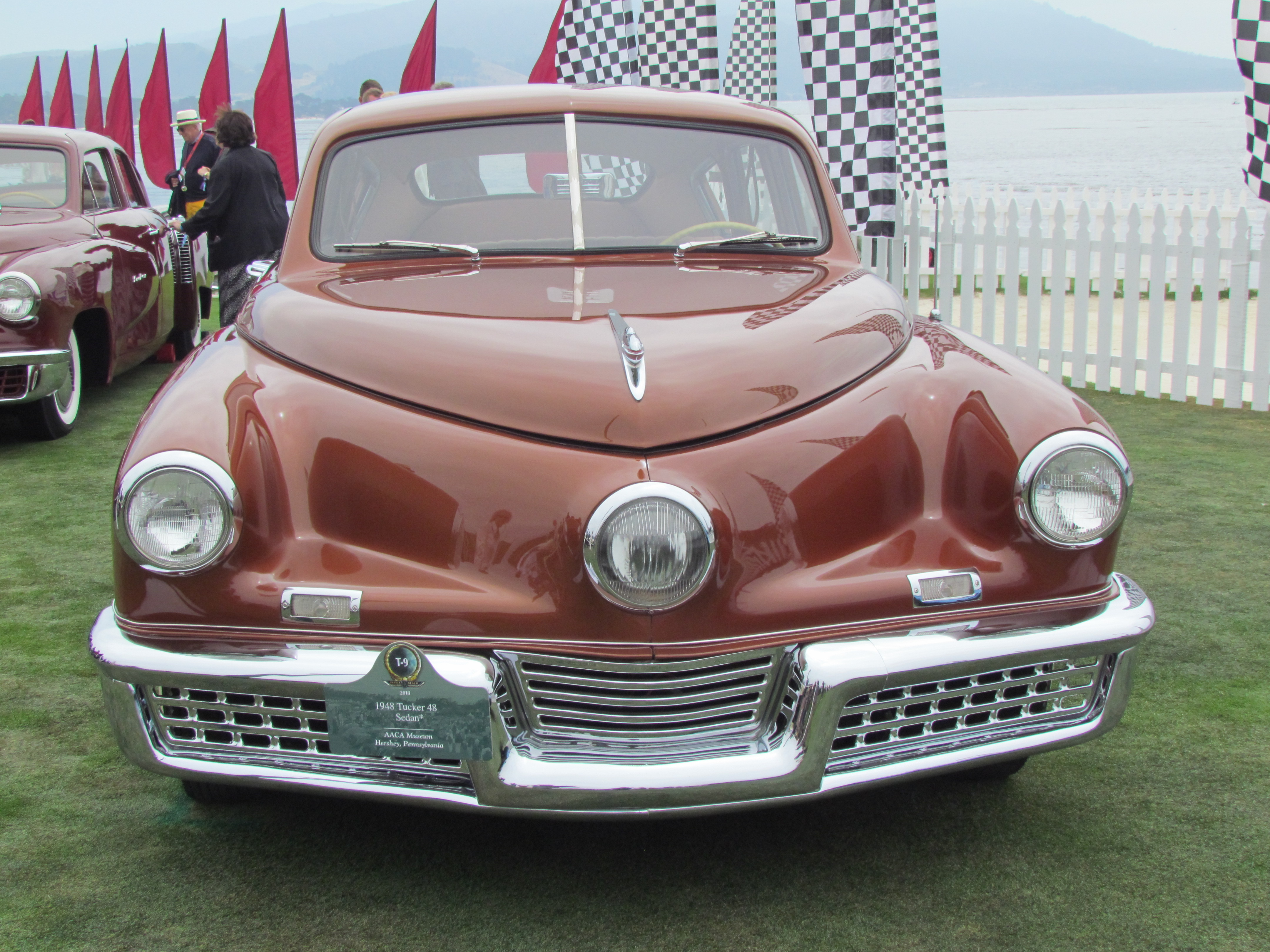 Tuckers, A trove of Tuckers at Pebble Beach, ClassicCars.com Journal