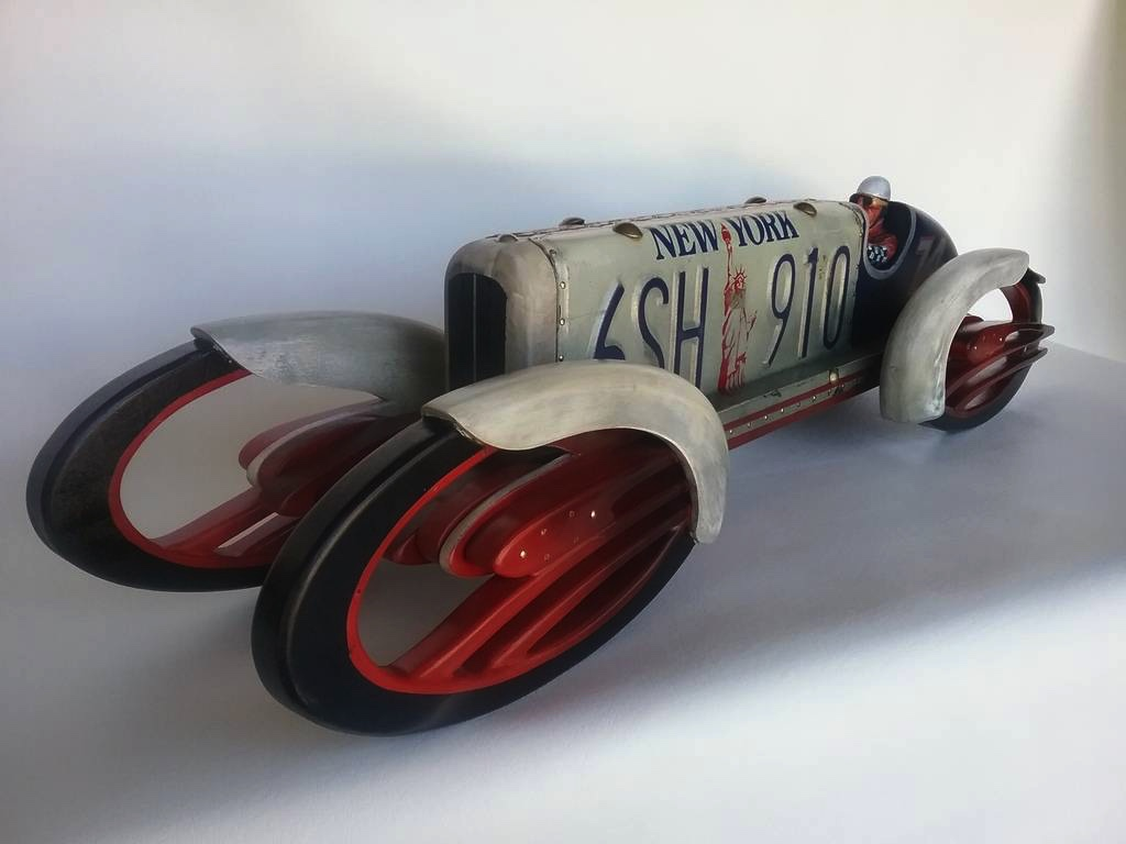 Automotive art, Automotive art featured at Pebble Beach, ClassicCars.com Journal