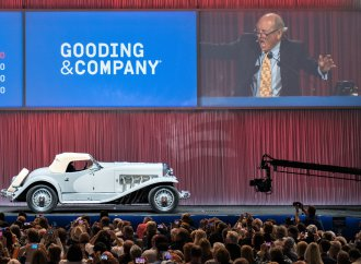 Final tally: $371 million in auction sales during Monterey Car Week