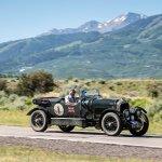 William Medcalf Vintage Bentley Trans America Challenge 2018 24