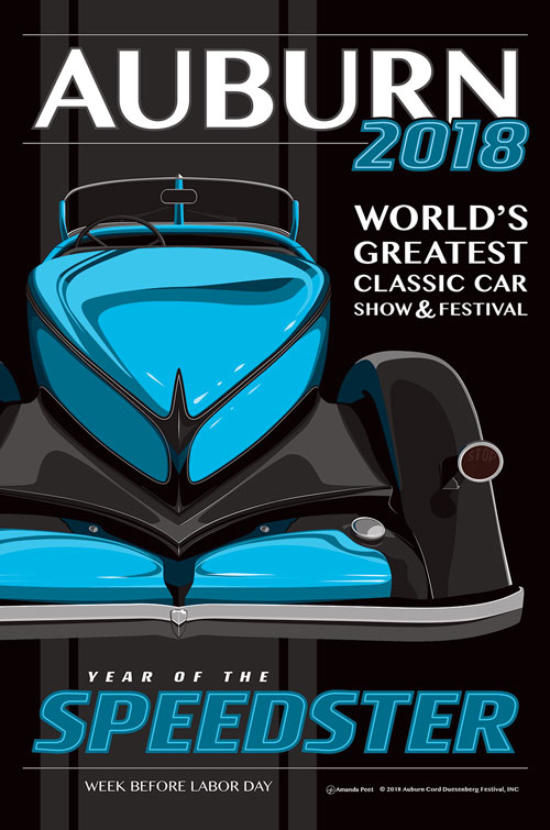 Festival, 'Year of Speedster' at ACD Festival, ClassicCars.com Journal