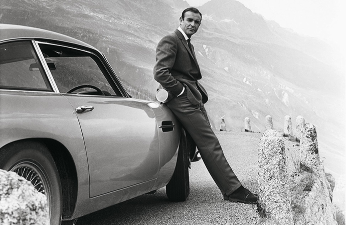 Rare, very rare: Aston Martin to build 25 James Bond 'Goldfinger'-spec DB5s