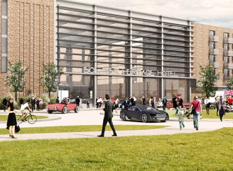 Bicester Heritage to add trackside hotel in move toward auto resort