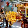 Famed artist Dale Chihuly donates three cars to LeMay-America's Car Museum