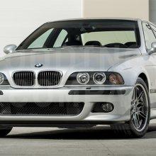 Low-mileage E39 BMW M5 could fetch $180K at Monterey sale
