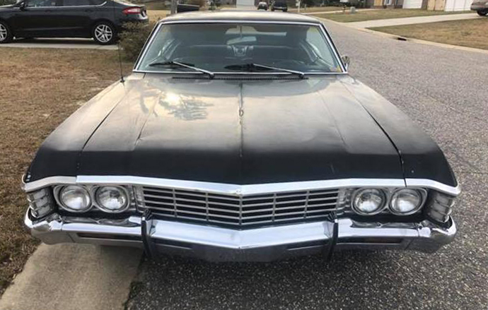 Our most-viewed car in July is still for sale -- the seller is asking $17,500 for it. | ClassicCars.com photo