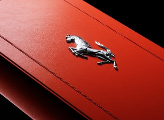 Ferrari book with signatures of Marchionne, Enzo's son costs $30K