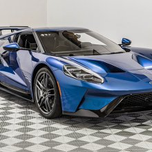 'Unencumbered' Ford GT once owned by John Cena to be on Monterey block