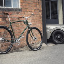 Morgan joins Pashley to produce bicycles