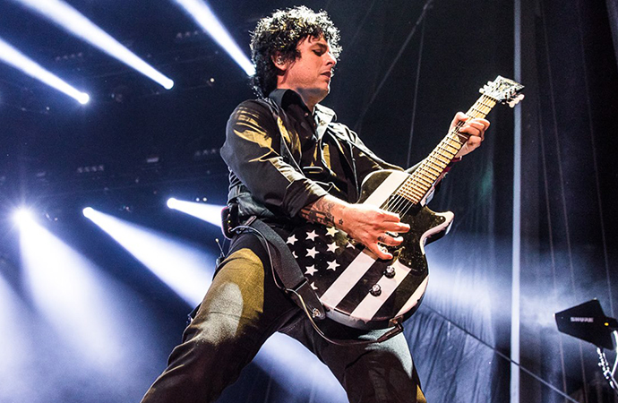 Green Day frontman Billie Joe Armstrong has consigned two cars to Russo and Steele's auction in Monterey, California. | Facebook photo