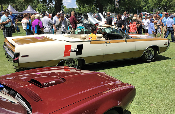 It was said to be his favorite of all the Hurst special-edition cars. | William Hall photo