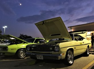 Bring on the night for Mopars under lights