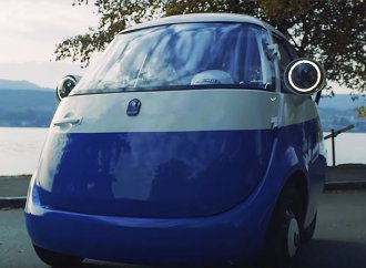 Tiny craze: Microlino, a modern Isetta, already has 7,200 orders