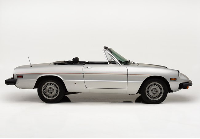 Could this car invite multiple bidders to take a swing?   Barrett-Jackson photo